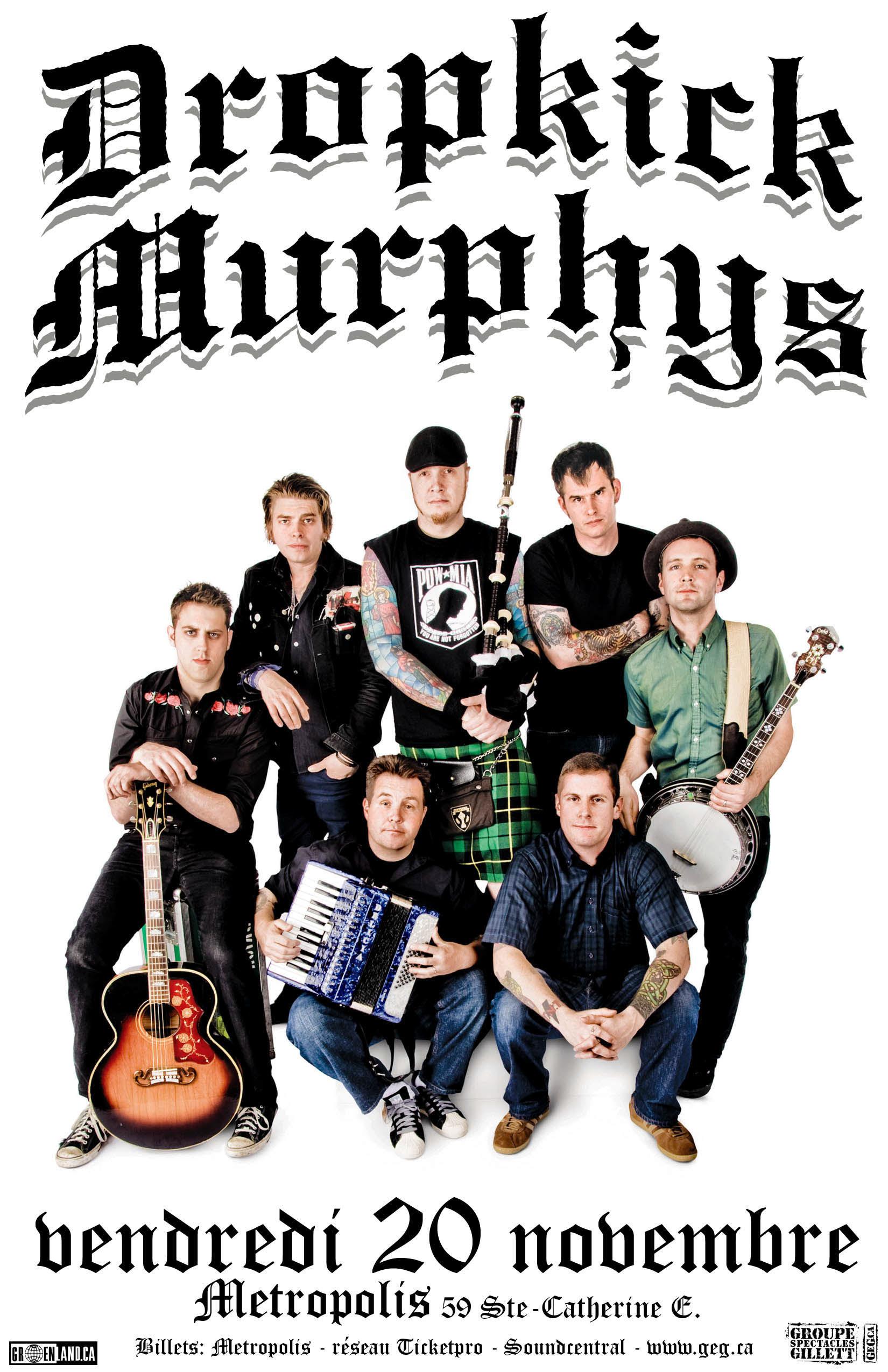 DropkickMurphys_poster(Nov09)