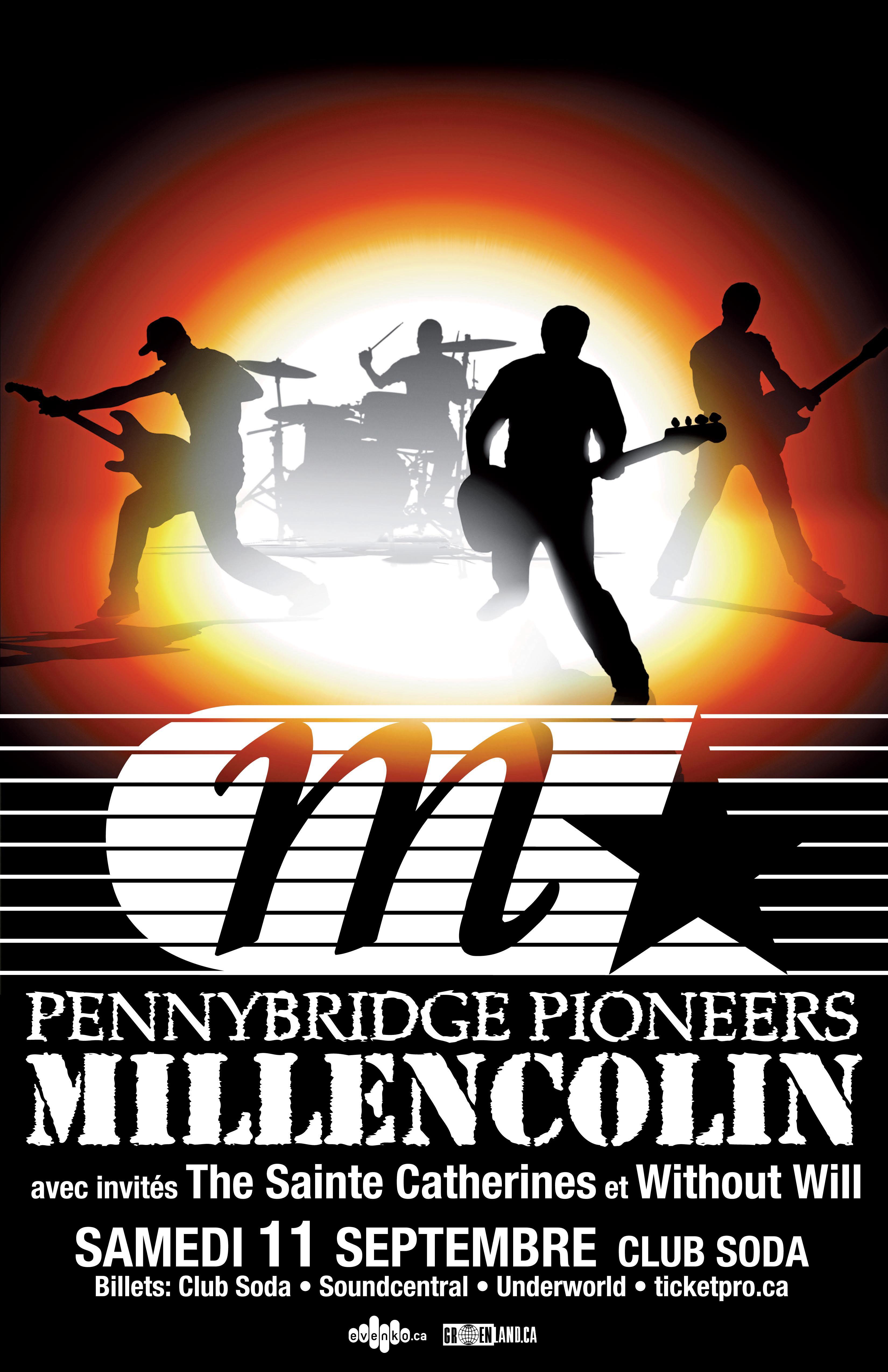 Millencolin-SA-50x70cmPOSTER