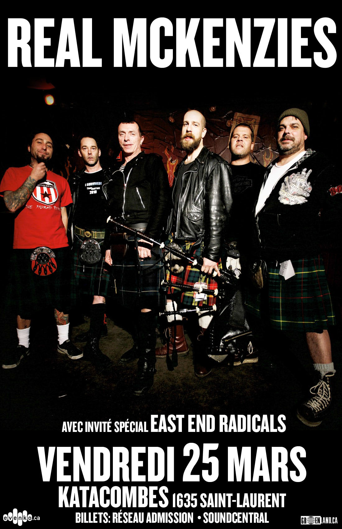 RealMcKenzies(Mar11)_poster