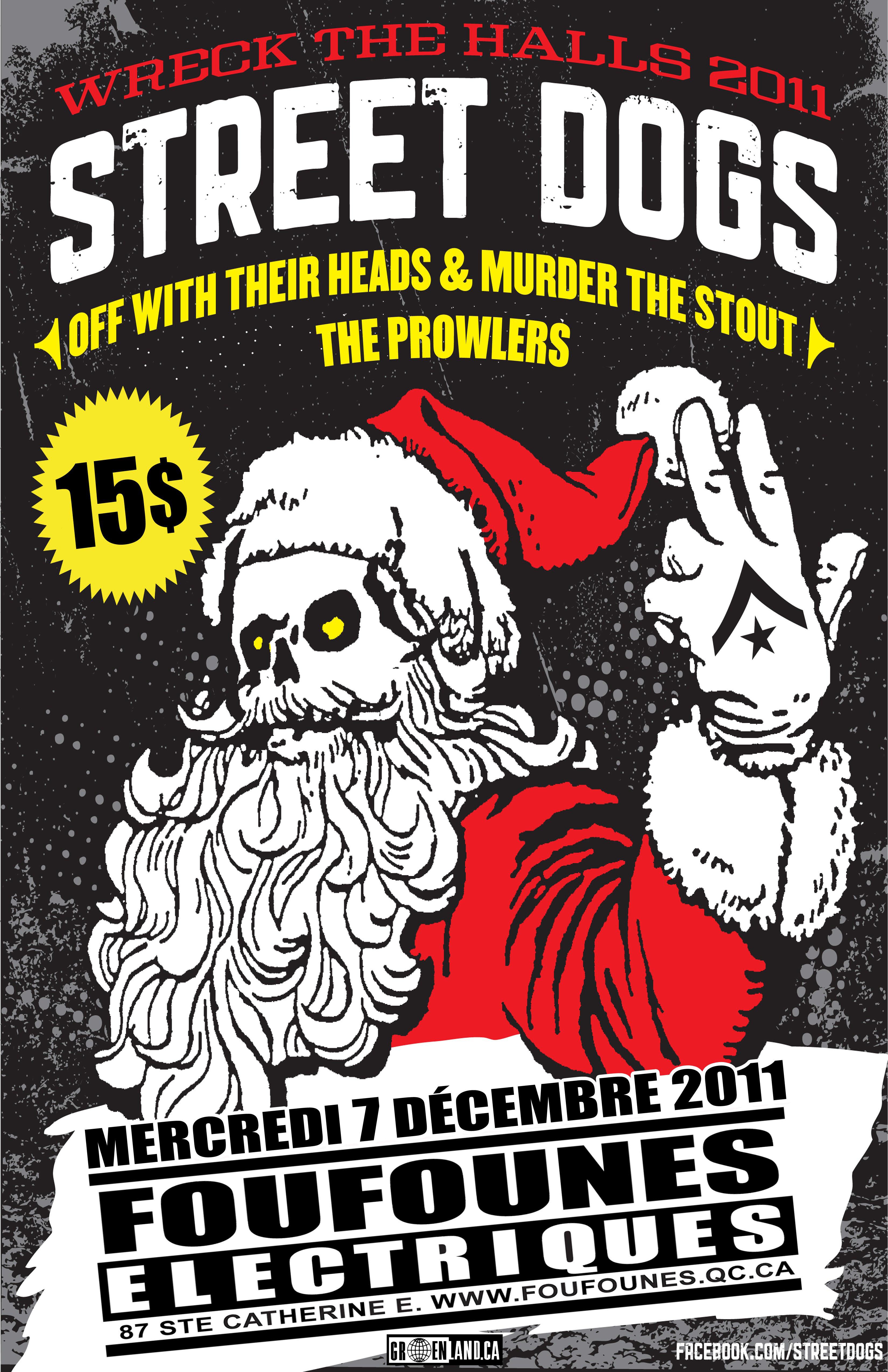 StreetDogs(Dec11)_poster