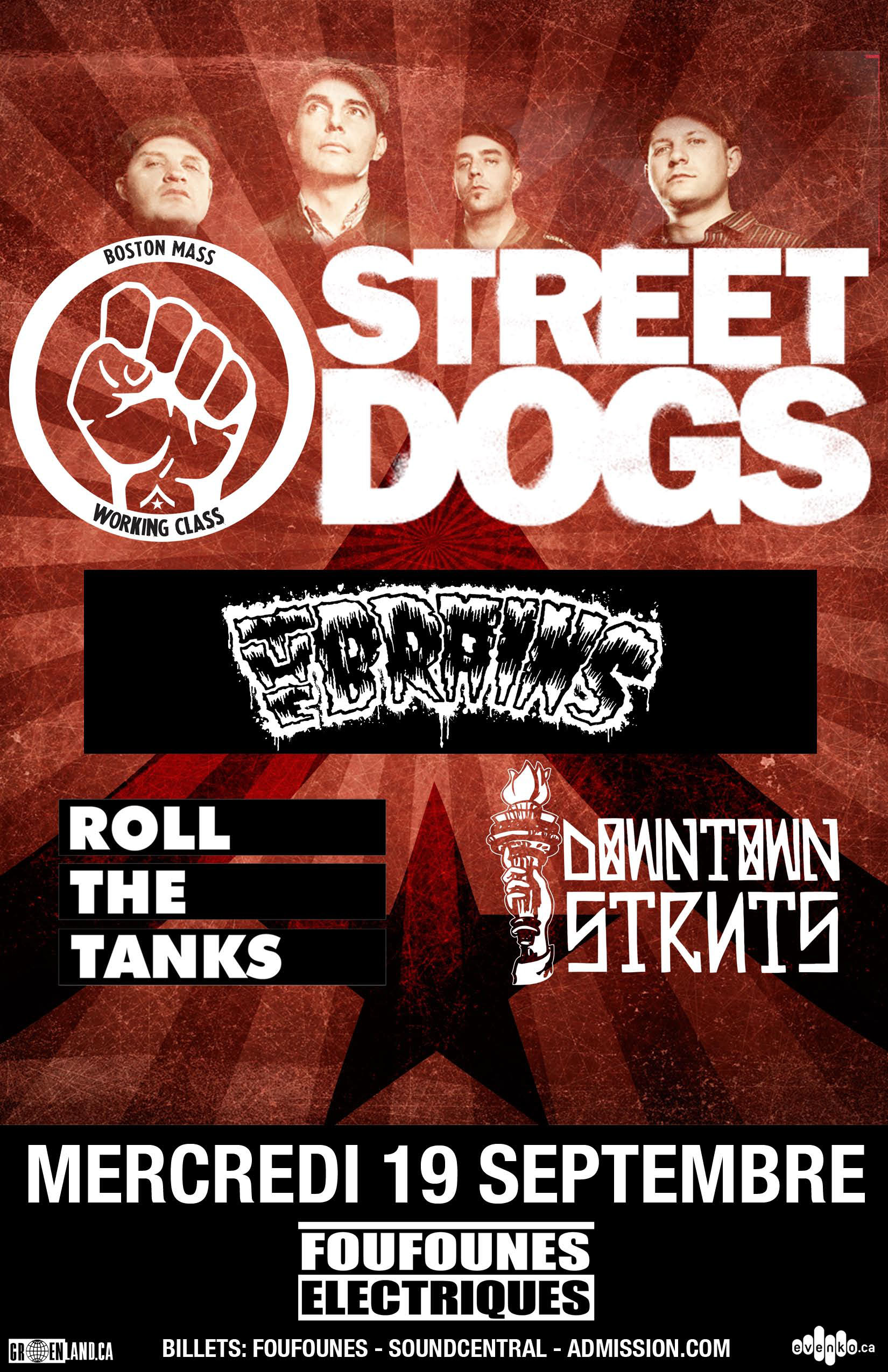 StreetDogs(Sep12)_poster